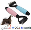 [Grace Pet] 2015 Pet Grooming Products Cute Dog Deshedding Tools