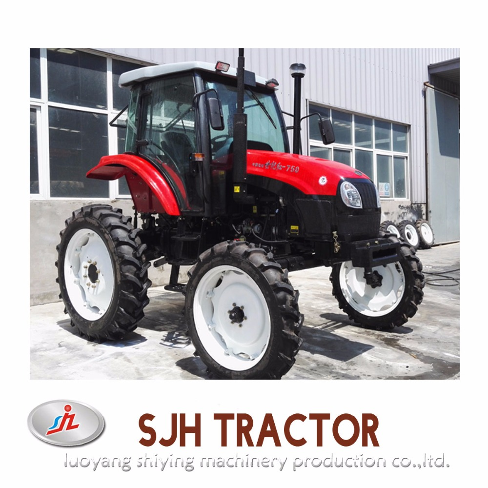 High Ground Clearance Tractor/Right Side Shift Control/Hydraulic Steering/3points Linkage
