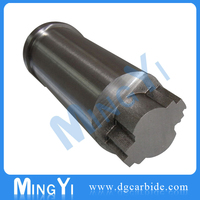 Screw second head tungsten carbide punch for mold parts