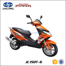 JIALING JL150T-6 150cc gas scooter pedal motorbike