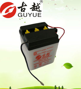 Motorcycle Battery 6N4-2A-4