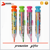 High Quality 8 Colors Wax Crayon for Kids