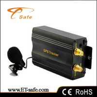 Anti-theft car/fleet/truck/motorcycle vehicle GPS tracker System TK03b