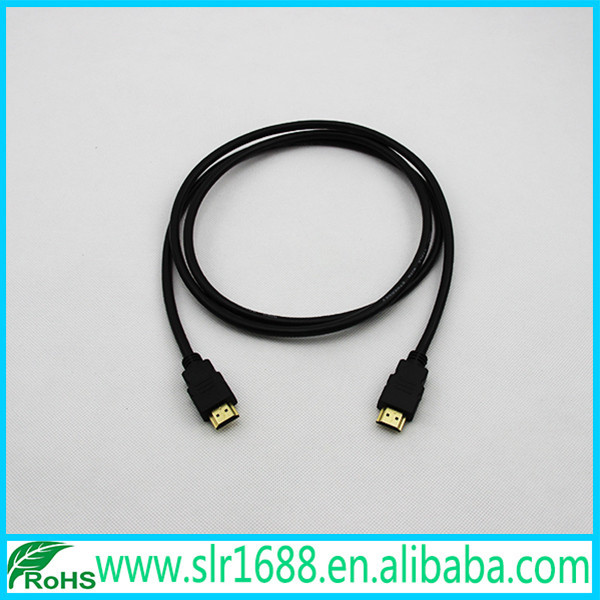 Gold Plated High Speed 1.4V HDMI Cable with Etherent