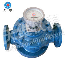 LL Roots Flow Meter & gas oil petrol diesel Flow Meter(flowmeter)
