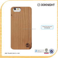 2014 best blank style bamboo case for iphone6, wood cover blank phone case