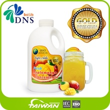 DNS BestLife alibaba china supplier organic fruit juice frozen