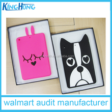 thick silicone rubber case for android tablets