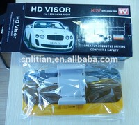 Various transports acceptable Durable day and night anti glare car sun visor with low price