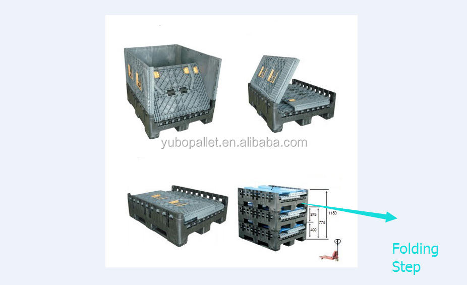 High density collapsible water container collapse storage containers for sale bulk ibc