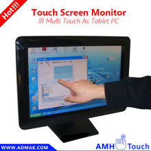 "21.5"" all in one pc with touch screen/aluminum metal housing/flexible pc configurations"