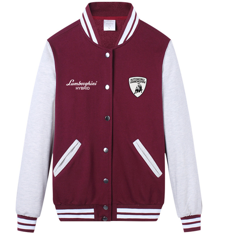 Customize Custom Made Mans Winter American Letterman Baseball High School Uniforms Varsity College Bomber Jacket(A1829)