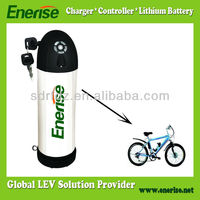 36V 10Ah Kettle Bag rechargable lithium -ion electric bicycle battery