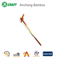 Disposable Eco-friendly Bamboo Skewers Twisted Ends Bamboo Skewers