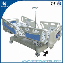 BT-AE023 Hospital Electric Vibrator Massage Bed for ICU Room, Hospital Automatic Ward Nursing Bed, CE Approved