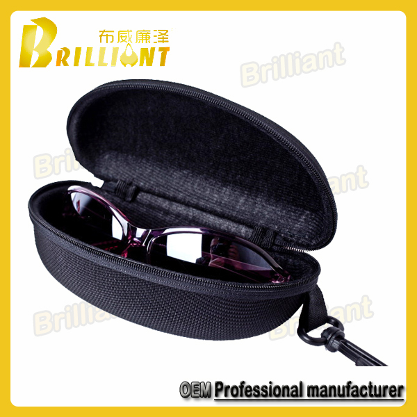 Shockproof Sunglasses Fashion EVA Black Case