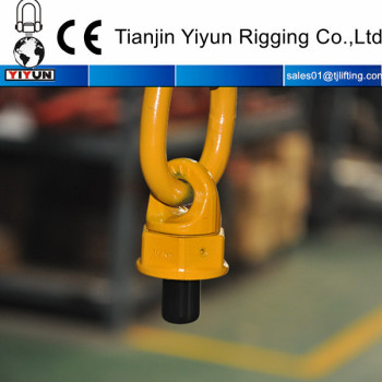 High quality forged alloy steel swivel hoist rings