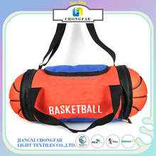 China supplier promotional outdoor polyester foldable sport bag