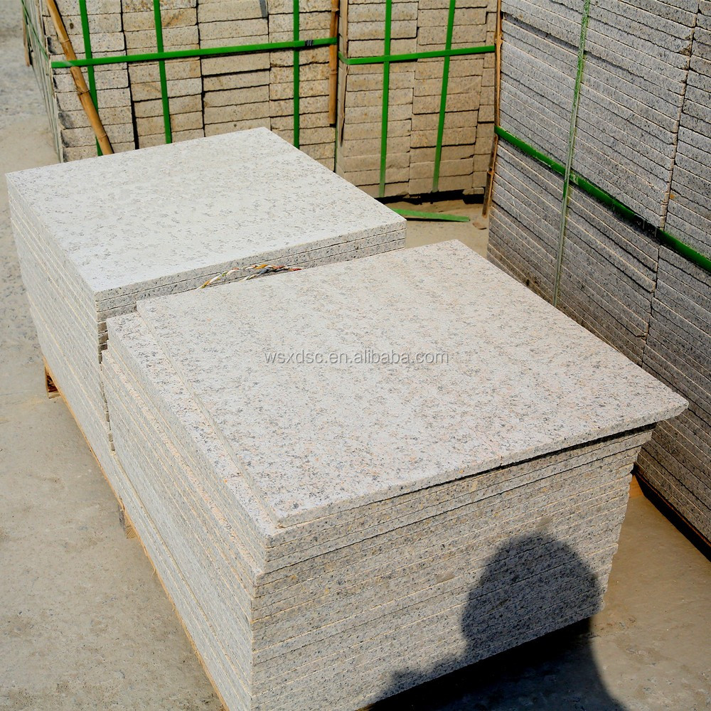 Good quality perdurable granite driveway flagstones / granite paving stone