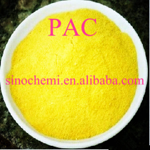 Poly aluminium Chloride PAC 28-30% advanced water treatment material of PAC
