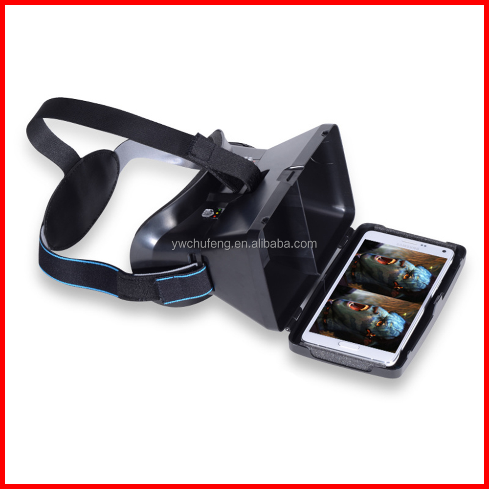 3D Virtual box Reality Cardboard Glasses for Android IOS