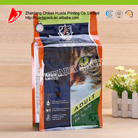 Ziplock Plastic Bag Pet Food Bag Pet Food Packaging
