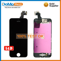 LCD Digitizer Factory wholesale price for iPhone 5 LCD Screen Display