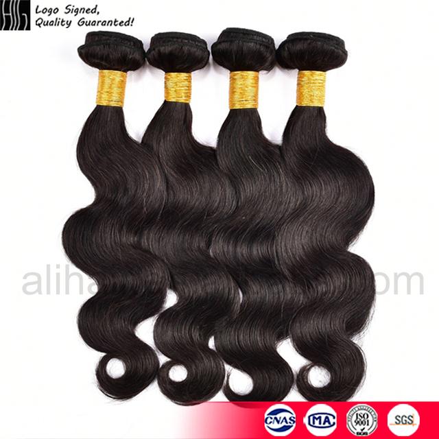 1pcs raw human hair 8 to 32inch 8a 100 remy human hair extension virgin Peruvian hair bundle wave