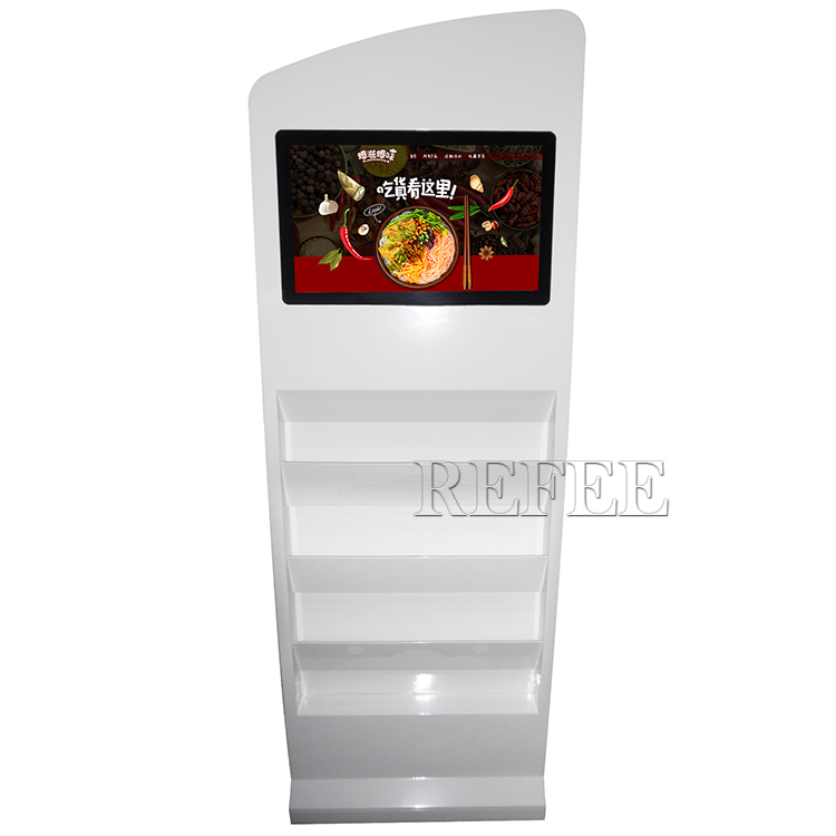 "Refee 21.5""/ 22"" touch screen advertising and mobile phone charging"