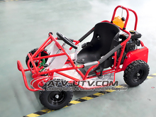 CE Approved 80cc mini go kart/single seat go kart with 4wheel