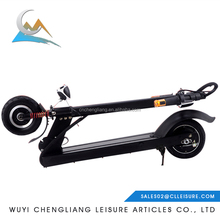 folding portable scooter big wheels Adult 40KM/H 350w dual wheel self balancing electric kick scooter