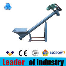 easy operation easy to agglomeration material auger conveyor