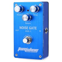 Aroma ANG - 1 Electric Guitar Effects Pedal Noise Gate True Bypass Design with Aluminum Alloy Housing