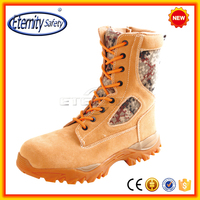 High cut mining safety boots