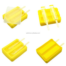 New Arrival Silicone Ice Popsicle Molds Wholesale Popsicle Molds Ice Pop Maker