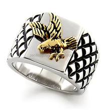 eagle ring / male ring jewelry