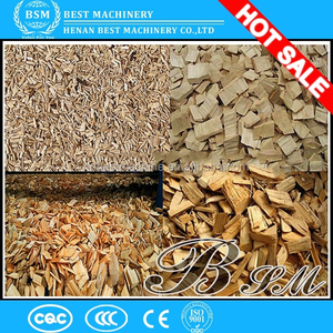 BSM Series Durable Low Price Pellet Drum Wood Chipper/wood log chipper machine for sale