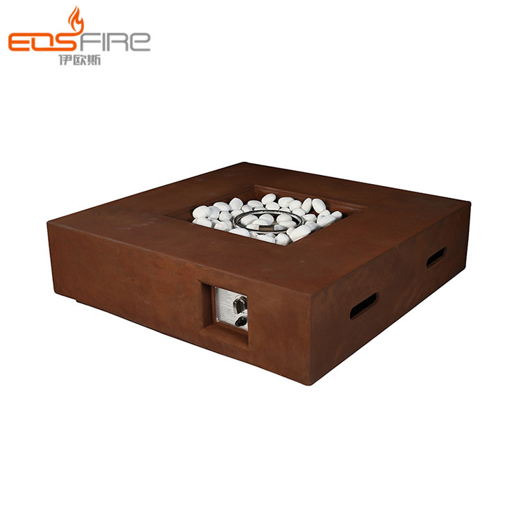 CE Approval outdoor garden gas firepit fire pit