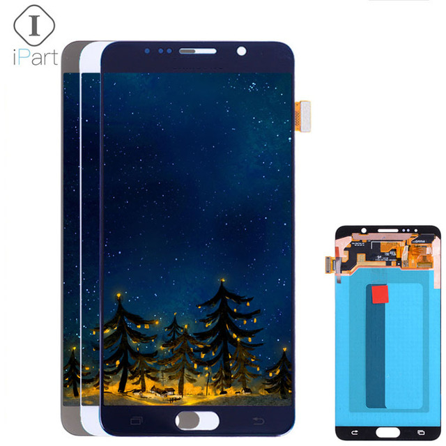 Original LCD Screen Assembly Touch Display for Samsung Galaxy Note 5