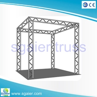 6x6 aluminum exhibition booth trade show inflatable booth portable outdoor booths