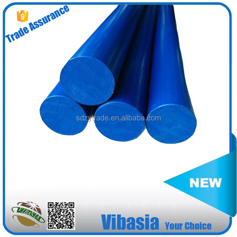 Low Price Blue MC Nylon Plastic Rod with Superior Quality