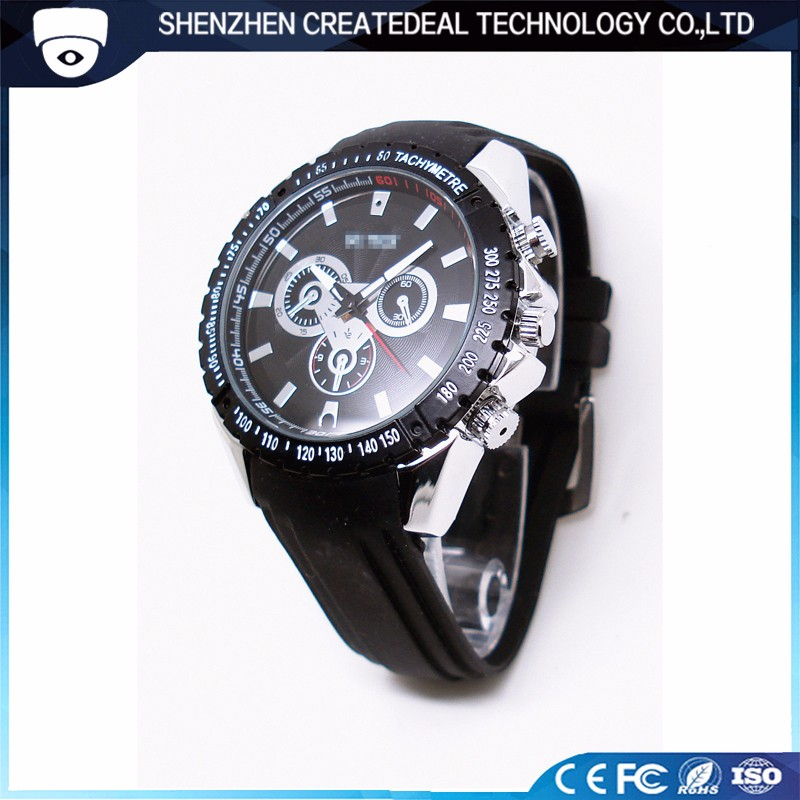 H600A HD DVR Kids Hidden Camera Watch Driver with Motion Detection