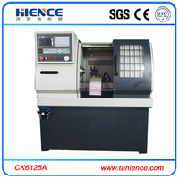 Hobby economic cnc lathe made in china for sale CK6125A