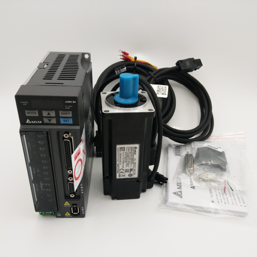 ECMA-C20604RS+ASD-B2-0421-B 400w Delta Ac Servo Motor Prices, Micro Servo Motor For Sewing Machine