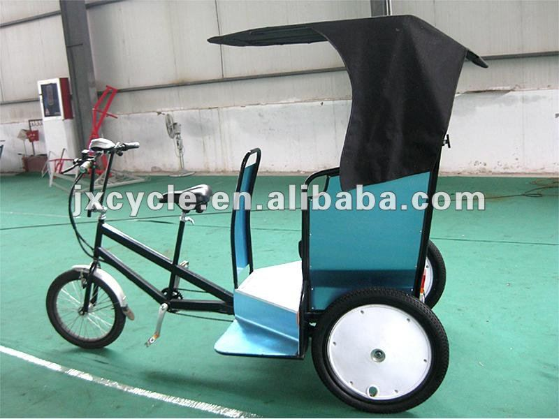 pedal/ electric tricycle for adults / passenger