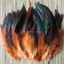natural rooster feathers for hair extensions cheap