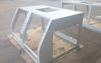 Sheet metal housing for case, stamping part,sheet metal bracket