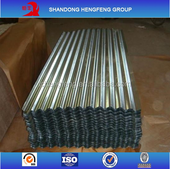 Color Galvanized Corrugated Roofing Metal Sheet