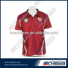 Brand custom man's cricket jerseys