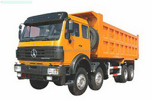 Dump tipper 6*4 for sale